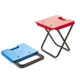 IPRee Outdoor Camping Folding Chair Portable Aluminum Picnic Stool Max Load 80kg