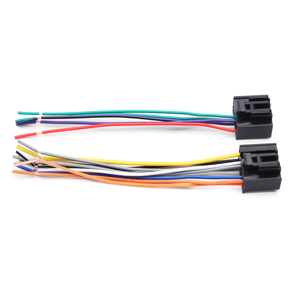 2Pcs Car Radio Stereo Speaker Wiring Harness Plug Cable for Chevrolet  Chevy Dvd Wiring Harness on chevy speaker wiring, chevy clutch assembly, chevy wheel cylinders, chevy fan motor, chevy 1500 wireing harness color codes, chevy battery terminal, chevy relay switch, chevy rear diff, chevy front fender, chevy power socket, chevy radiator cap, chevy alternator harness, chevy speaker harness, chevy crossmember, chevy wiring horn, chevy clutch line, chevy wiring connectors, chevy warning sticker, chevy wiring schematics, chevy abs unit,