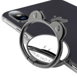 Universal Metal 360 Degree Rotation Finger Ring Holder Desktop Stand for iPhone Nubia Mobile Phone