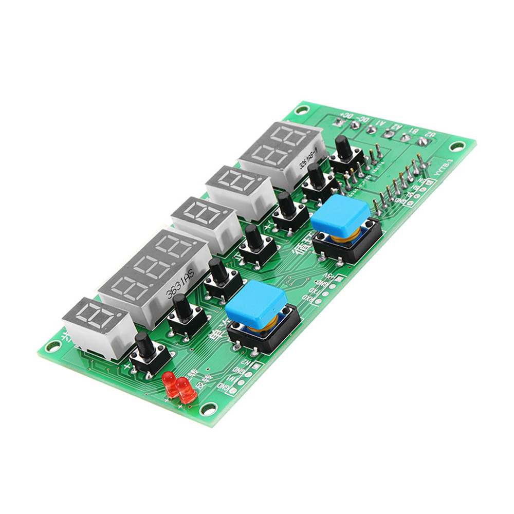 Current Bipolar Stepper Motor Controller Electronic Circuit Diagram
