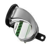 12V 130dB Universal Waterproof Loud Snail Air Horn Siren For Truck Motorcycle Car