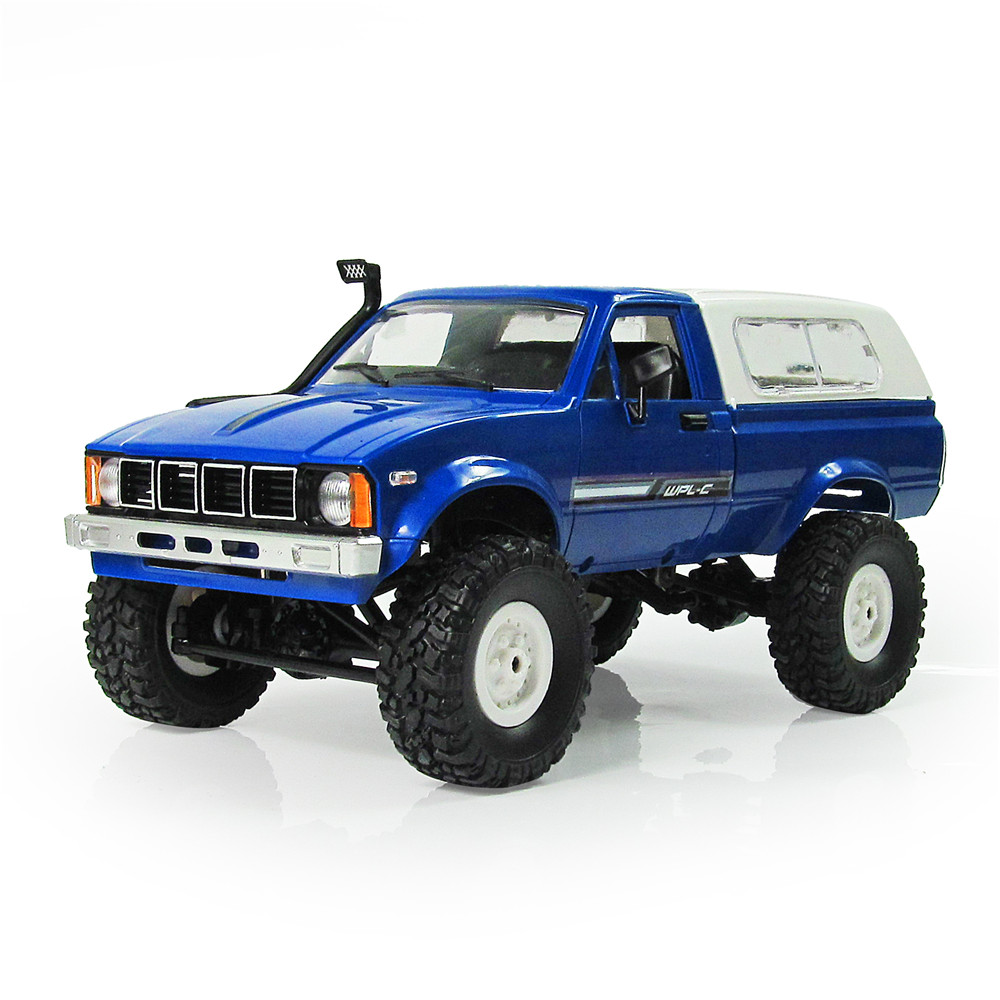 wpl c24 1 16 kit 4wd 2 4g military truck buggy crawler off road rc car 2ch toy. Black Bedroom Furniture Sets. Home Design Ideas