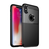 Bakeey Armor Anti Fingerprint Hybrid PC & TPU Protective Case for iPhone X