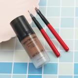Eyebrow Gel Dyed Cream Waterproof Lasting Eyebrow Tint With Brush Eye Makeup Cosmetic 12ml