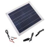 420*370mm 23w 12V/5V Semi-soft Polysilicon Solar Panel for Outdoor