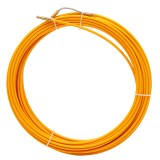 10M/20M/30M 6mm Fiberglass Cable Puller Fish Tape Reel Conduit Ducting Rodder Pulling Puller