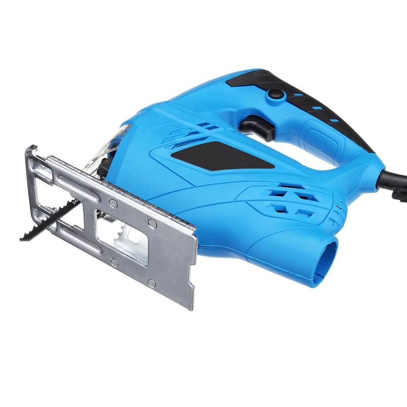 710W Electric Curve Saws Woodworking Electric Jig Saw Metal Wood Gypsum Board Cutting Tool