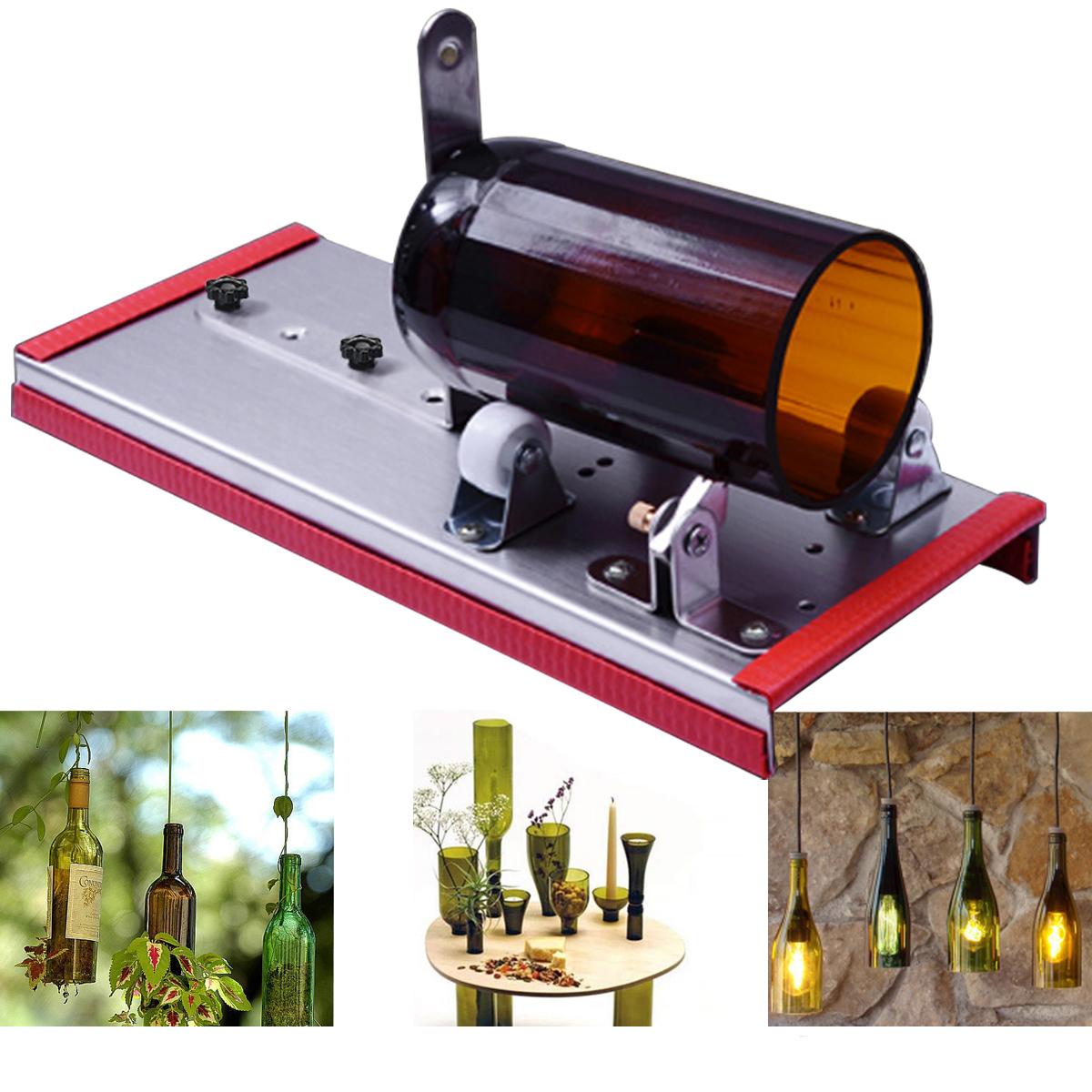 Glass Wine Bottle Cutter Cutting Machine Beer Jar DIY Kit ...