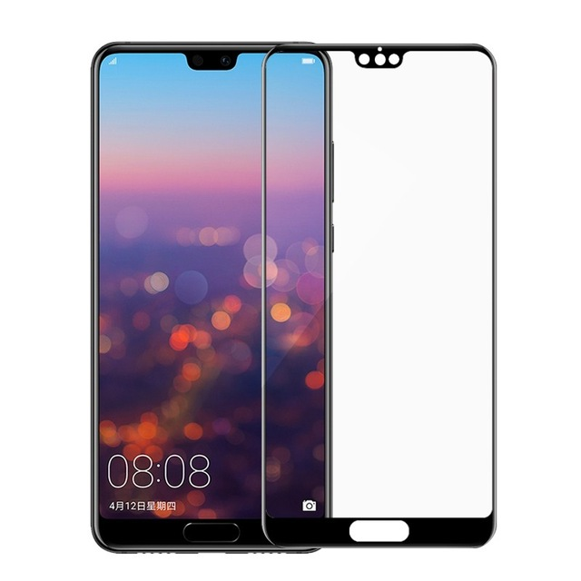 BAKEEY Anti-Explosion Full Cover Tempered Glass Screen Protector for Huawei P20