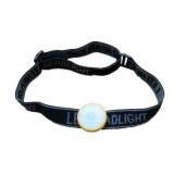 XANES LF06 4Modes Multi-function Flashlight as Night Walk Wrist Light Pet Warning Backpack Head Lamp
