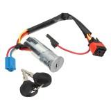 Ignition Switch Starter Barrel Lock Keys for Peugeot 206 for Citroen Picasso Xsara 4162P0