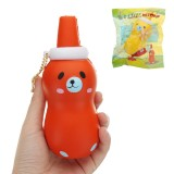 Sanqi Elan ketchup Squishy 14*5.5CM Slow Rising With Packaging Collection Gift Soft Toy