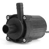 DC 12V Clean Water Pump Mini Booster Circulation Pump Brushless pump 8L/min