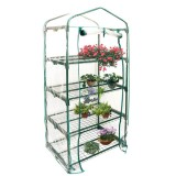6949160cm Garden Green House Mini Portable Outdoor Warm Greenhouse Cover Flower Plants Gardening