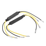 Motorcycle Turn Light Load Resistor Signal Indicator LED Flash Blinker Fix Erro