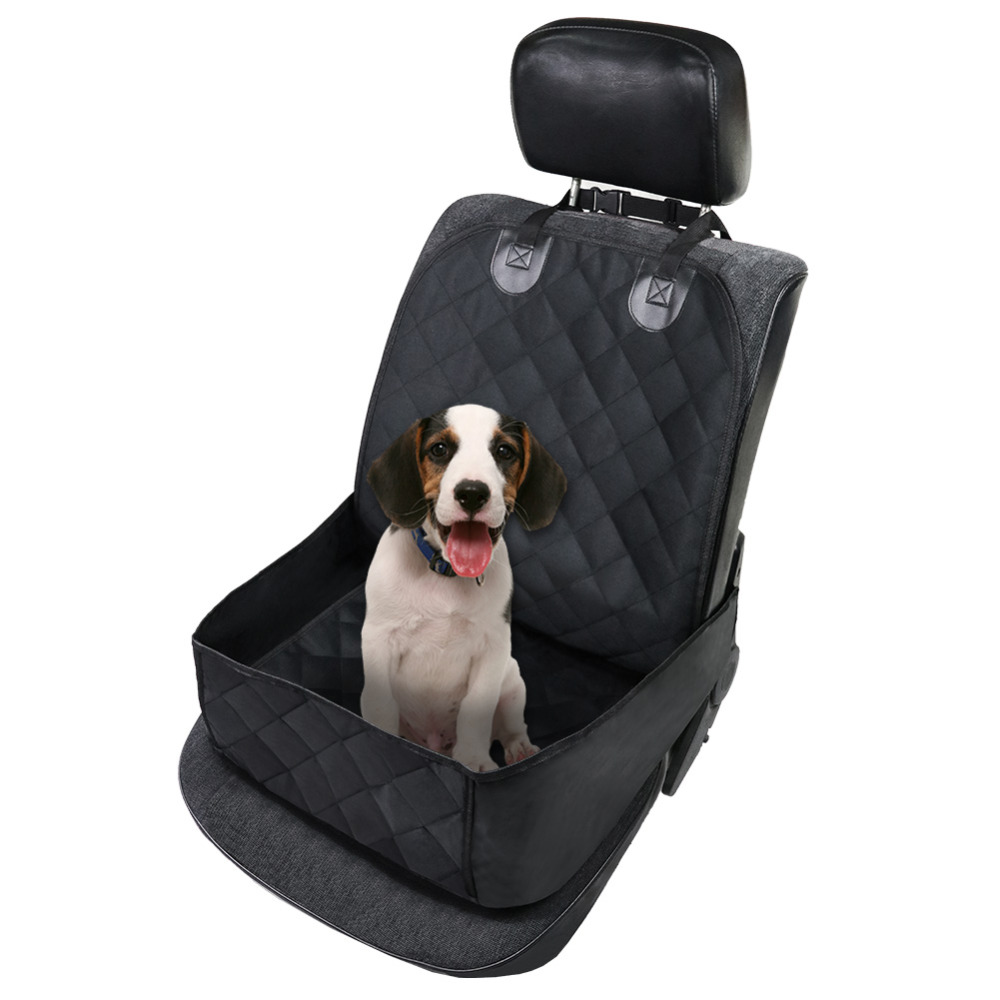 Pet Seat Covers Waterproof Car Single Seat Front Cover For
