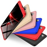 Bakeey 3 in 1 Double Dip 360 Full Protection PC Protective Case For Xiaomi Mi MIX 2S