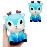 Galaxy Fawn Squishy Scented Squeeze 13.1CM Slow Rising Collection Toy Soft Gift