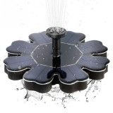 1.4W 8V New Water Fountain Pump Outdoor Solar Powered Pump For Pool Garden Aquarium