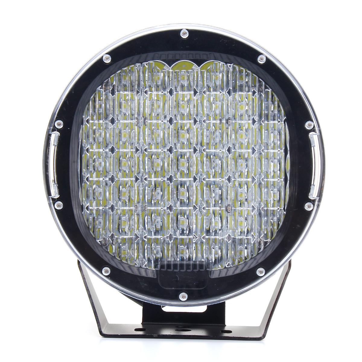 9inch 225W LED Round Work Light Spot Driving Head Light Offroad ATV Truck  Lamp