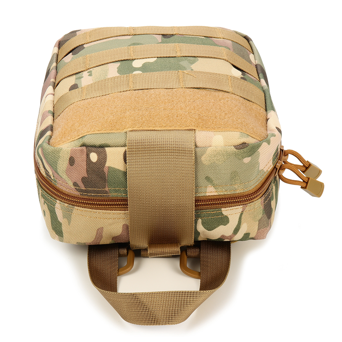 Outdoor Tactical Molle Bag Emergency Survival First Aid Belt Nylon Pouch