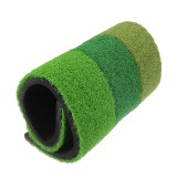 60x30cm Golf Mat Rubber Outdoor Indoor Eco-friendly Green Golf Hitting Mat Practice Equipment