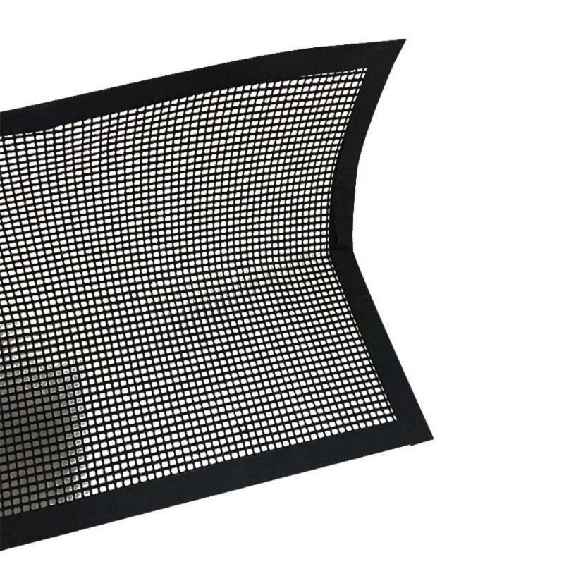 BBQ Mat BBQ Grill Mesh Teflon Non-Stick Heat Resistance Improve Thermal Conductivity Mats BBQ Mat