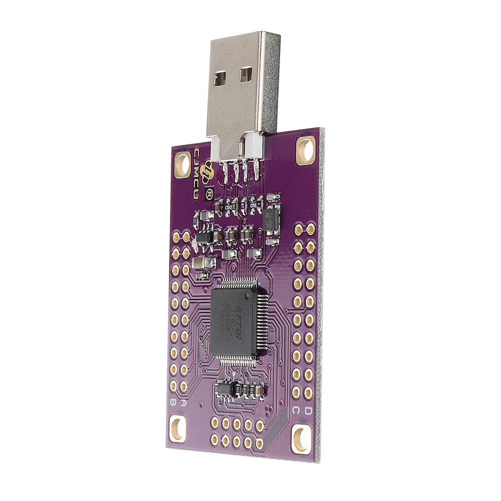 CJMCU-4232 Serial Module FT4232HL USB to  RS232/RS485/RS422/UART/JTAG/SPI/I2C Board