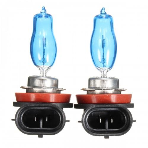 Pair H4/H7/H7/H8/H11/9005/9006 White 100W Driving HOD Xenon Bulb Lamp Headlight