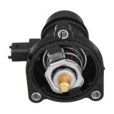 Engine Coolant Thermostat With Seal For Vauxhall Corsavan Astra