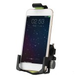Universal Adjustable Clip Motorcycle Mount Bicycle Bike Handlebar Phone Holder for Mobile Phone