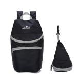 15L Camping Hiking Backpack Ultralight Waterproof Folding Travel Outdoor Bag for Women Men Travel