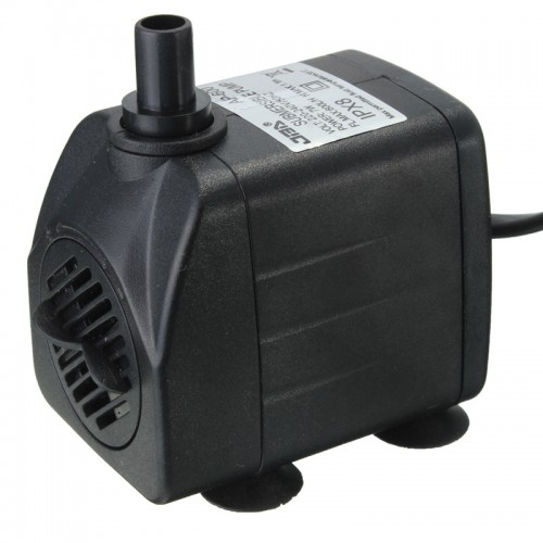 220-240V 50Hz Submersible Pump Water Pump for Fish Tank Aquarium Fountain Pond Water Pump