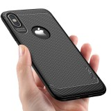 iPaky Anti Fingerprint Protective Case For iPhone X Soft TPU Heat Dissipation Anti Knock