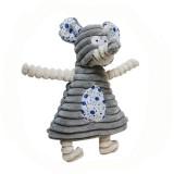 Exquisite Cute Tuxedo Animal Rabbit Elephant Toy Pet Dog Plush Toys Pet Toys