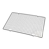 Stainless Steel Wire Grid Cool Rack BBQ Cake Safe Oven Kitchen Baking Tools Cooling Rack Baking Mat
