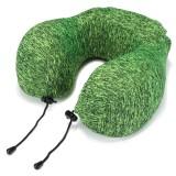 Honana BX Green Slow Rebound Memory Cotton Neck Pillow