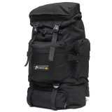 90L Outdoor Tactical Backpack Camping Hiking Climbing Mountaineering Bag Waterproof Rucksack