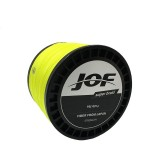 JOF 1000M PE Braided 8 Strands 22-61 LB High Sensibility Super Strong Fishing Line Sea Fishing