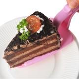 Honana Pushable Cake Scoop Cake Shovel Creative Gadget To Move Cake Scoop Removable Washable