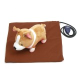 30x40cm Electric Heating Heater Heated Bed Mat Pad Blanket without Cable For Pet Dog Cat Rabbit