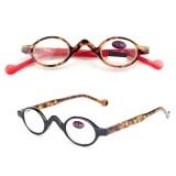 Mens Womens Cheap Round Reading Glasses Multicolor Computer Presbyopic Glasses
