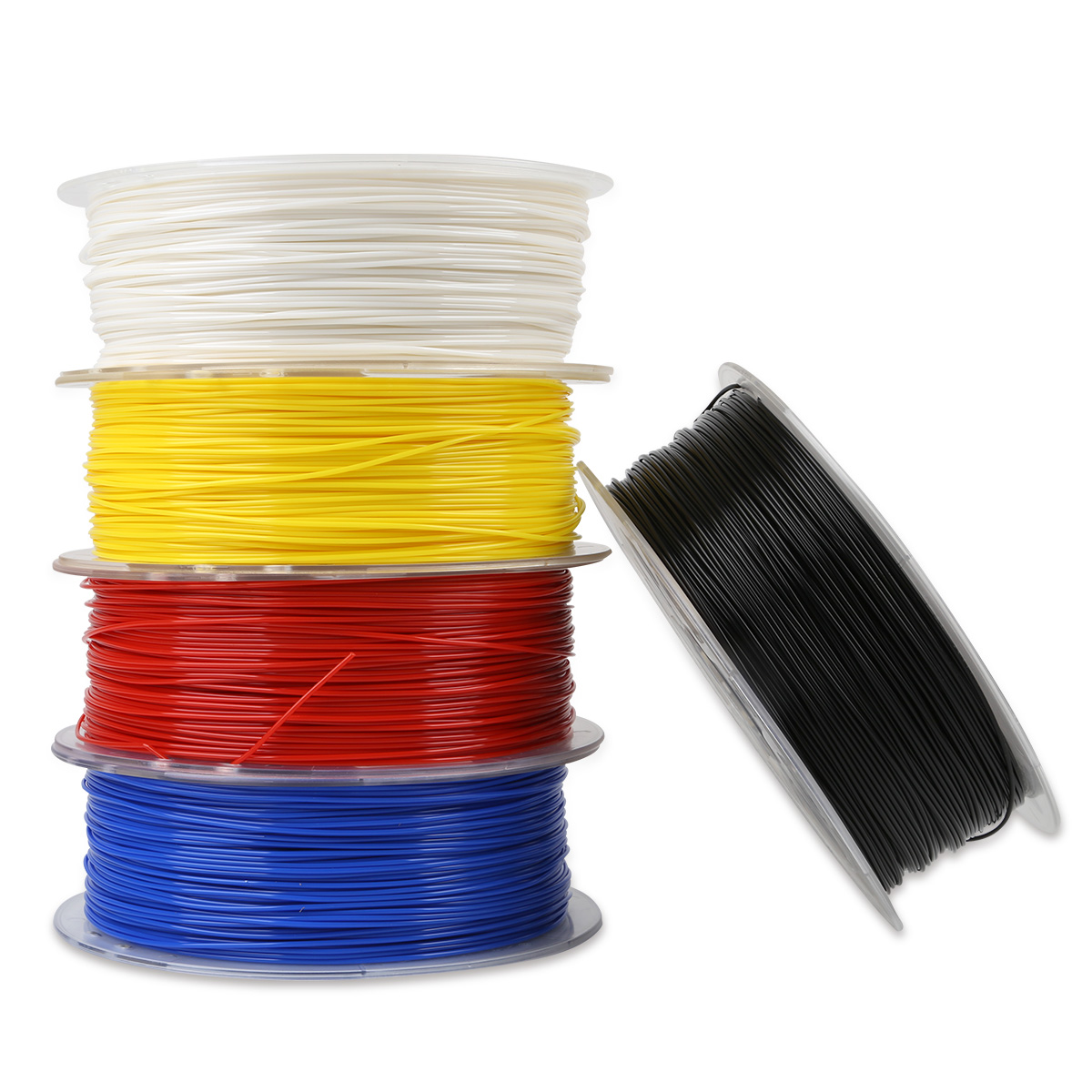 Creality 3D White/Black/Yellow/Blue/Red 1KG 1.75mm PLA