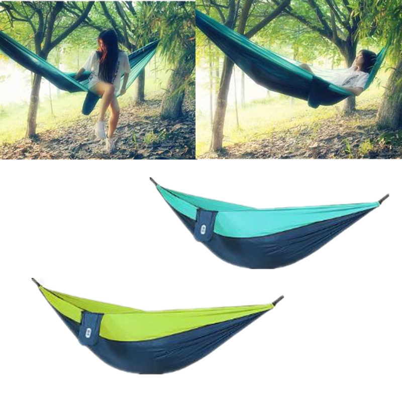 XIAOMI Hammock Swing Bed 1-2Person Parachute Hammocks Max