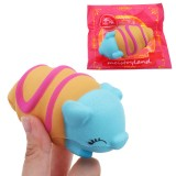 Meistoyland Squishy 8cm Kawaii Cartoon Animal Slow Rising Squeeze Toy Stress Gift Collection