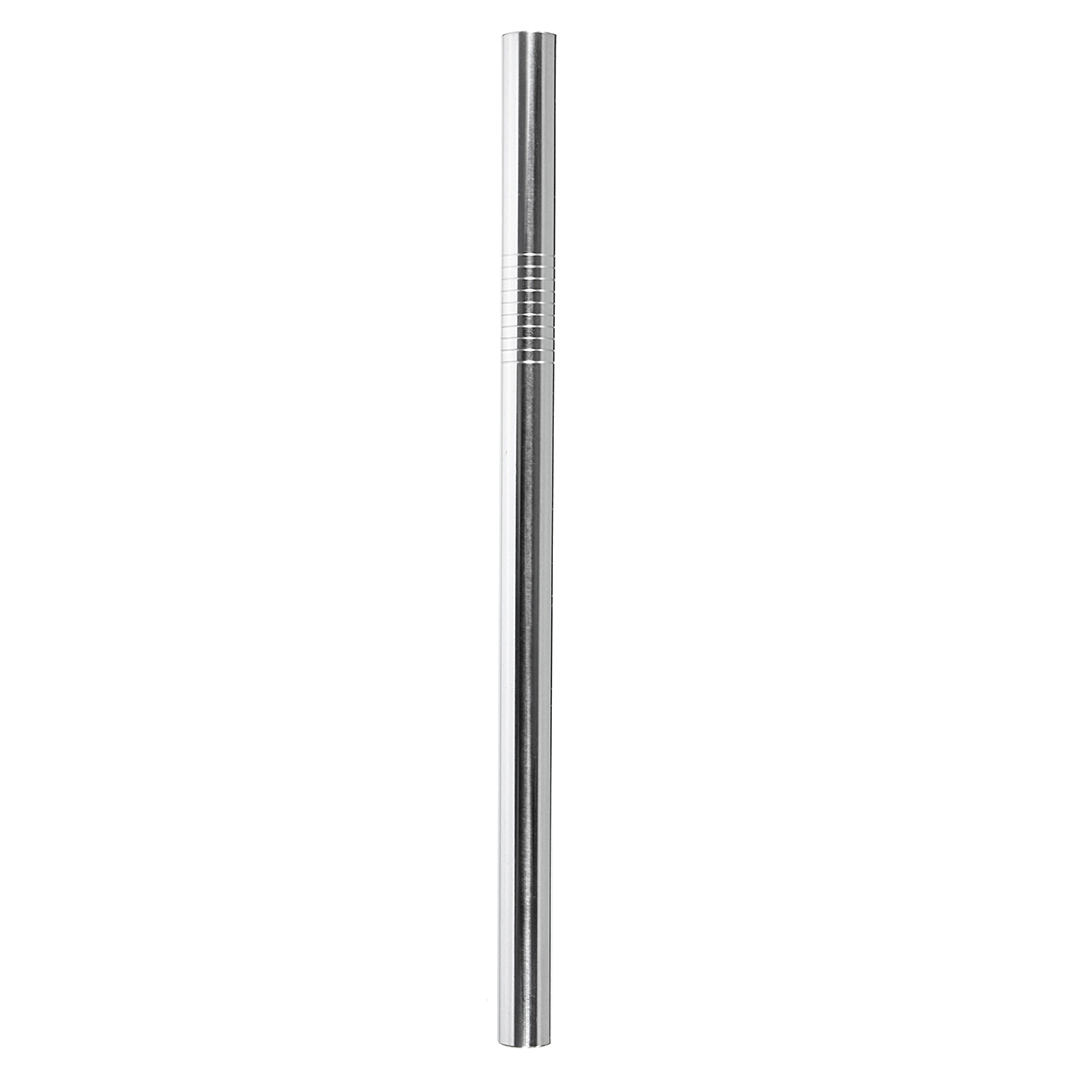 Stainless Steel Straw Ultra Long Reusable Drinking Metal Straws Kit Bent/Straight