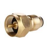 IPRee Cooking Stove Converter Propane LP Gas Regulator Valve Refill Adapter Cylinder Tank Converter