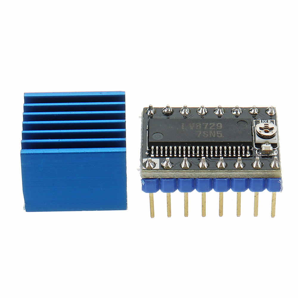 4-Layer Substrate MKS LV8729 Stepper Motor Driver Support 6V-36V Driver Controll