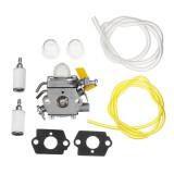 Carburetor For Yobi Homelite UT-60526 RY09550 RY09050 RY09551 308054032 +Primer Bulb +Fuel Filter +O