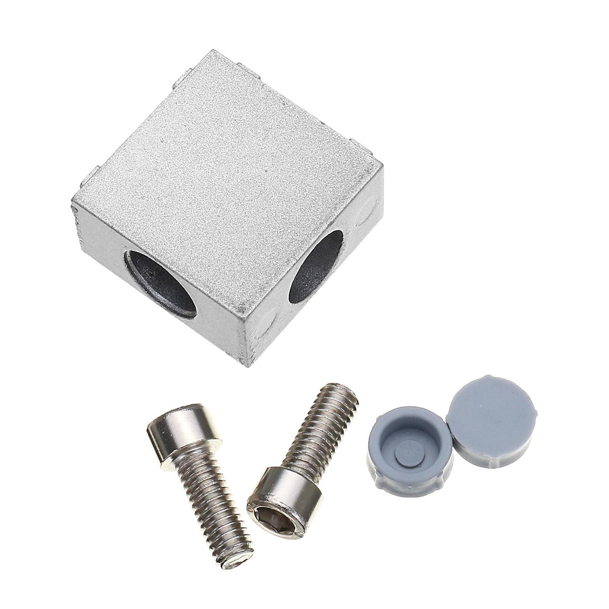 Suleve AJ30 1530mm Aluminum Angle Corner Joint Right Connector 1530  Aluminum Profile